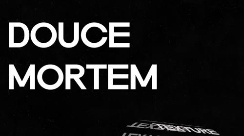 Free Fonts Douce Mortem web design