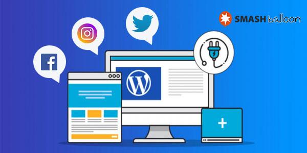 smash-ballon WordPress Plugins to Manage blog