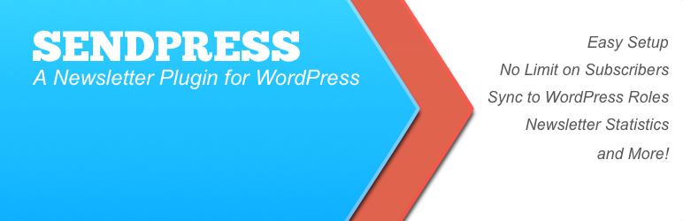 SendPress-newsletter plugin for WordPress